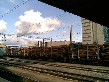 ユバスキュラ駅