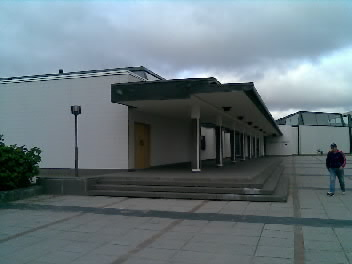 ロバニエミの図書館